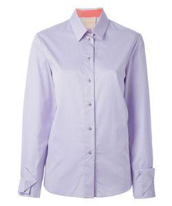 ROKSANDA | Рубашка С Оборками На Манжетах