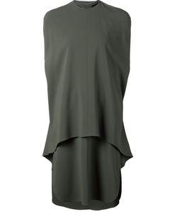 ESTEBAN CORTAZAR   Многослойное Платье С Открытой Спиной