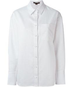 Alexander Wang | Рубашка С Заостренным Воротником