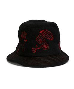 CA4LA   Portrait Motif Hat