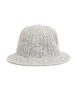 CA4LA   Шляпа-Котелок С Узором Косичка