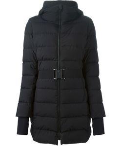 Herno | Стеганая Куртка С Поясом