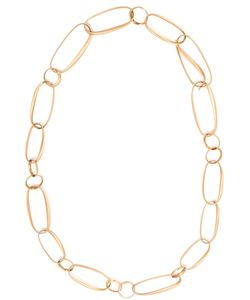 POMELLATO | 18 Karat Oval Link Chain Necklace From