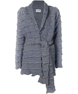 LAINEY KEOGH | Textured Belted Cardi-Coat