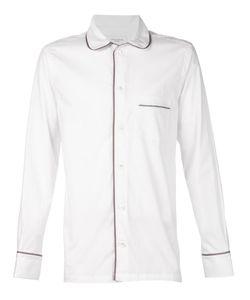 OVADIA & SONS | Рубашка С Контрастной Окантовкой