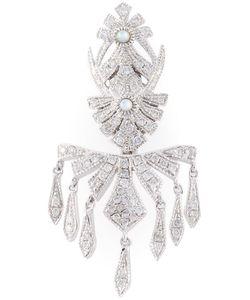 JO LLE JEWELLERY | Pavé Diamond Earring