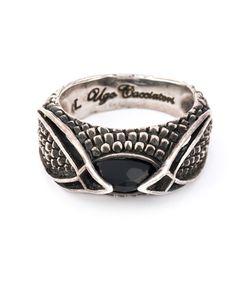 UGO CACCIATORI | Onyx Stone Ring