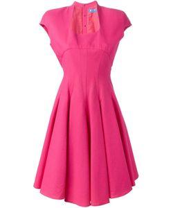 THIERRY MUGLER VINTAGE | Облегающее Расклешенное Платье