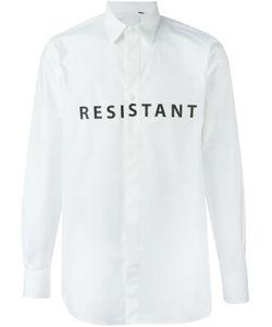 MATTHEW MILLER   Рубашка Resistant