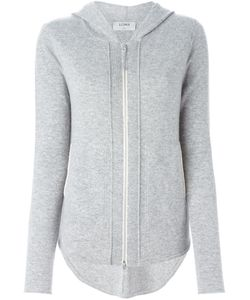 LOMA | Husky Wool-Cashmere Blend Katlin Zip Hoodie From
