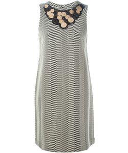 Antonio Marras | Платье С Декорированным Воротником