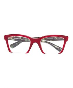 Miu Miu Eyewear | Square Glasses Acetate