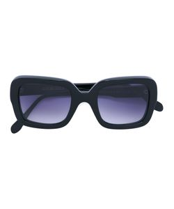 CUTLER & GROSS   Tinted Square Sunglasses