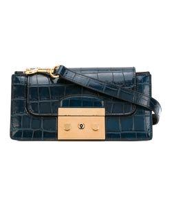 Mulberry | Croc Finish Pembroke Shoulder Bag