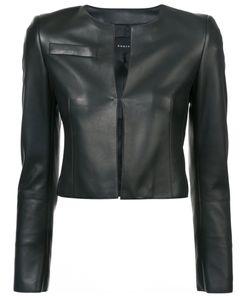 Akris | Укороченная Приталенная Куртка