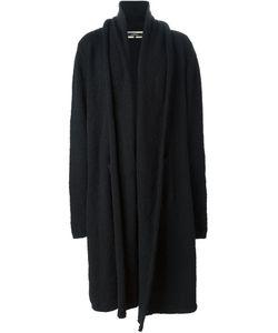 A NEW CROSS | Вязаное Открытое Пальто