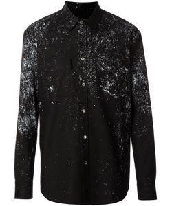 DRESSEDUNDRESSED | Cotton Blend Splatter Print Shirt From