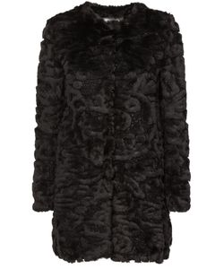 DE HART | Faux Fur Coat From