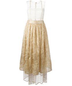 NATARGEORGIOU | Платье Из Органзы