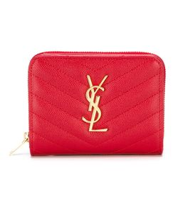 Saint Laurent | Small Monogram Wallet