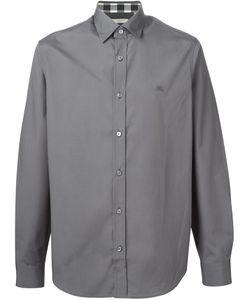 Burberry Brit | Рубашка С Вышитым Логотипом