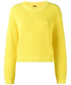 Adam Lippes | Cropped Boxy Knitted Jumper