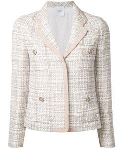Agnona | Woven Blazer Size 46