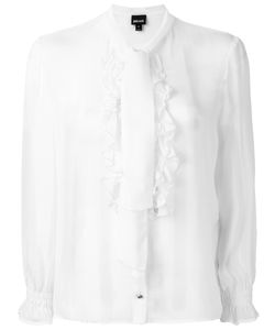 Just Cavalli | Ruffle Front Blouse