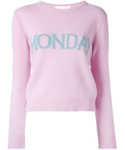Alberta Ferretti | Monday Jumper 44 Cashmere/Virgin Wool