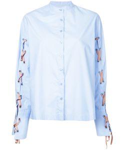 Elaidi | Рубашка Со Шнуровкой