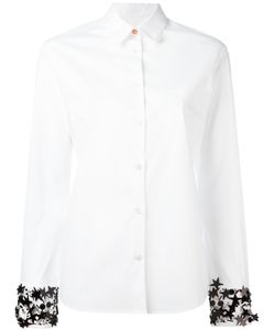 PS PAUL SMITH | Ps By Paul Smith Embellished Cuff Shirt 40