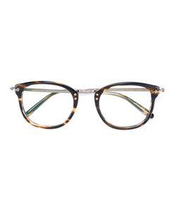 Oliver Peoples | Round Frame Glasses Acetate/Metal