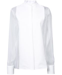 Lanvin | Sheer Blouse