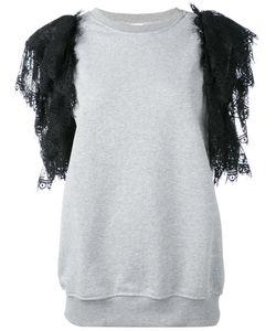 Ainea | Lace Sleeve Sweatshirt 42