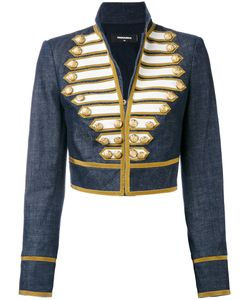 Dsquared2 | Cropped Band Jacket