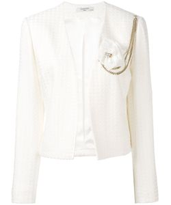 Lanvin | Embroidered Blazer