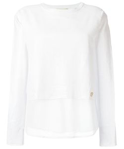 Versace Jeans | Double Laye Top Small Cotton/Polyester