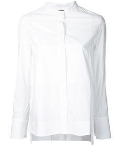 Bassike | Boxy Tailored Shirt