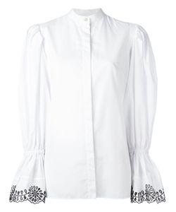 Alexander McQueen | Peplum Sleeve Shirt