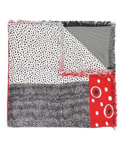 PIERRE-LOUIS MASCIA | Mixed Stripe Print Scarf