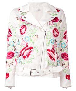 P.A.R.O.S.H. | Embroide Biker Jacket Medium Polyester