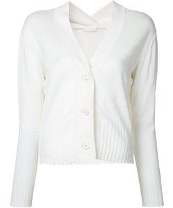 Rito   V Neck Cardigan Womens Size 38 Silk/Cotton