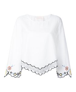 See By Chloe | See By Chloé Trim Blouse 38