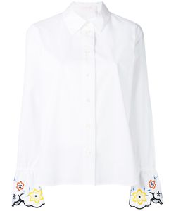 See By Chloe | See By Chloé Embroidered Cuff Shirt