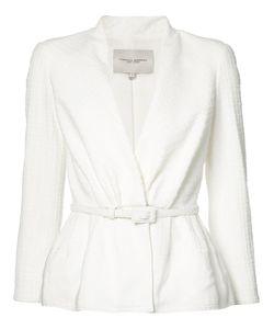Carolina Herrera | Textured Canvas Jacket