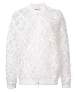 Brunello Cucinelli | Embroidered Detail Jacket Size Medium