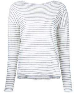 Current/Elliott | Striped Top Size 0