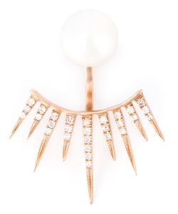 DIMA | Spikey Pearl Single Earring
