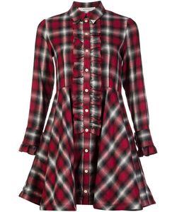 MURRAL | Платье-Рубашка В Клетку