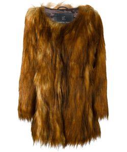 Unreal Fur | Меховое Полупальто